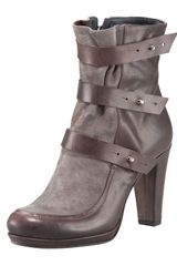 Alberto Fermani Strappy Ankle Boot - Lyst