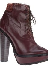 Opening Ceremony Laetitia 2 Ankle Boot - Lyst
