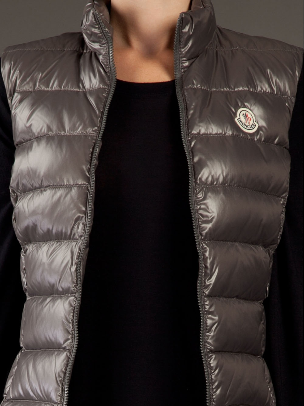 Gallery. Previously sold at: Farfetch · Women's Gilets Women's Moncler ...