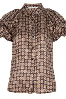 See By Chloé Short Sleeved-blouse - Lyst