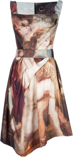 Vivienne Westwood Anglomania Friday Dress - Lyst