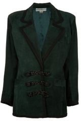 Yves Saint Laurent Vintage Jacket - Lyst