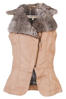 Arabella Ramsay Flying Fur Vest - Lyst