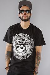 Obey The No Sleep At All Basic Tee in Black - Lyst