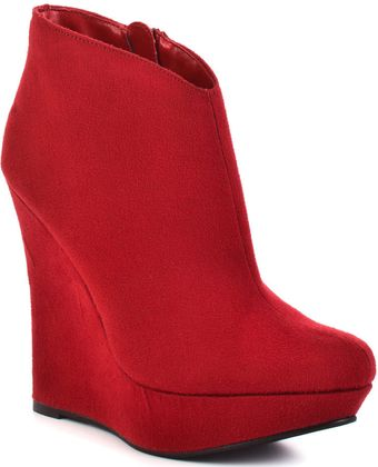 Michael Antonio Cane - Red Suede - Lyst