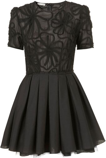 Topshop Laura Dress  - Lyst