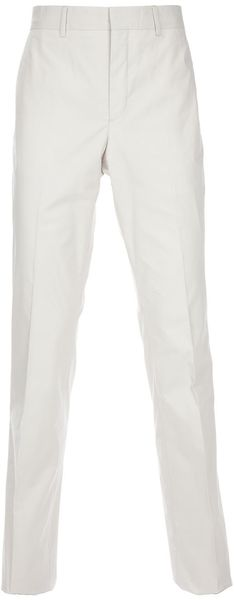 Givenchy Casual Trouser in White for Men - Lyst