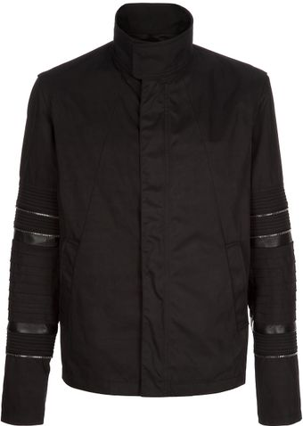 Givenchy Short Jacket - Lyst