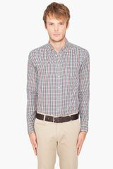 Rag & Bone Button Down Oxford Shirt - Lyst