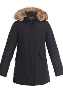 Woolrich Blue Label Parka Coat - Lyst