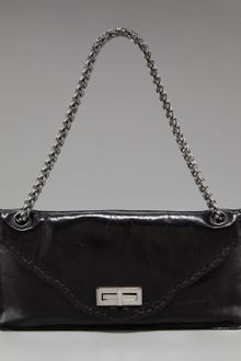 Balmain Ultimate Whipstitched Shoulder Bag - Lyst