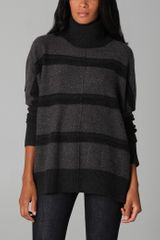 DKNY Pure Dkny Turtleneck Sweater - Lyst