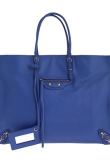 Balenciaga Shopper Bag - Lyst