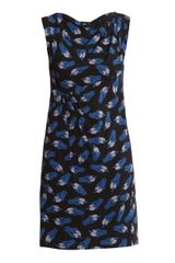 Diane Von Furstenberg Mattie Dress - Lyst