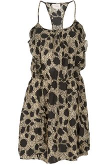 Parker Printed Dress - Lyst
