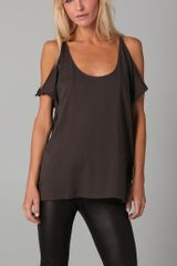 Cheap Monday Leaf Tank - Lyst