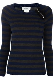 Sonia By Sonia Rykiel Striped Sweater - Lyst