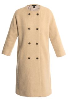 Marc By Marc Jacobs Wool and Angora Collarless Coat - Lyst