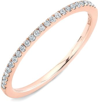 Bony Levy Stackable Diamond Ring (nordstrom Exclusive) - Lyst