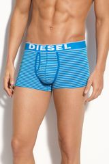 Diesel Stripe Trunks - Lyst