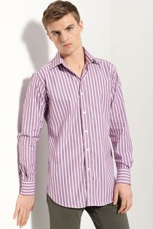 Etro Stripe Shirt - Lyst