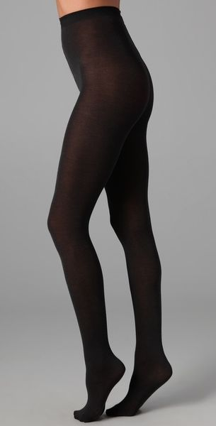 Falke Pure Matte 100 Tights - Lyst
