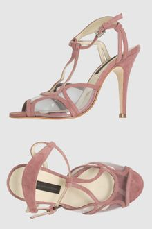 Juan Antonio Lopez High Heeled Sandals - Lyst
