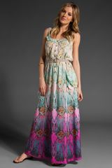 Nanette Lepore Dreamcatcher Dress - Lyst