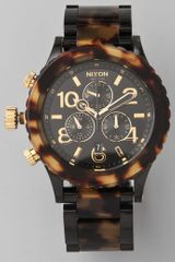 Nixon Oversized Chrono Watch - Lyst