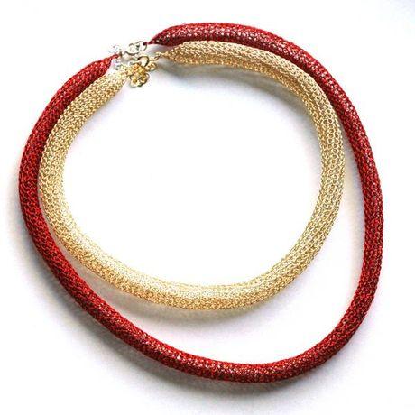 Holiday Sparkle Bracelet – Free Crochet Pattern