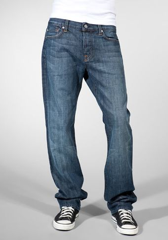 7 For All Mankind The Standard - Lyst
