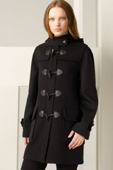Burberry Brit Wool Topper - Lyst
