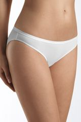 Hanro Superior High Cut Brief - Lyst