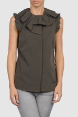 Hoss Intropia Sleeveless Shirts - Lyst