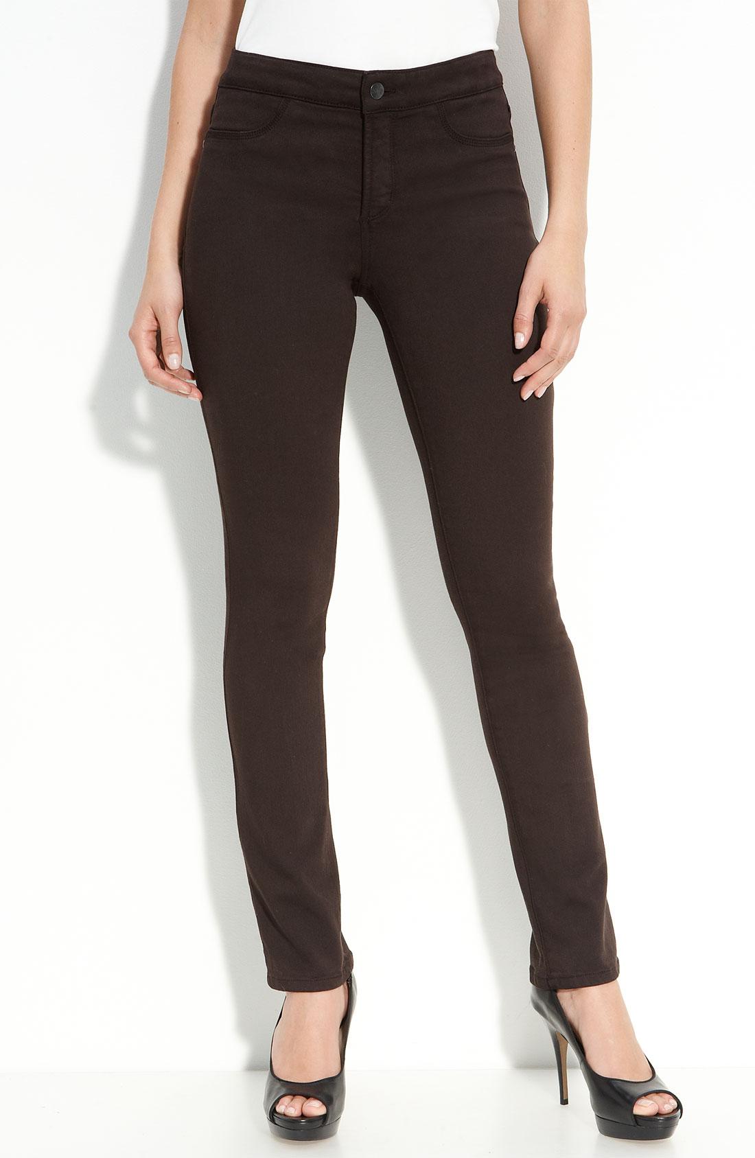 not your daughter 39 s jeans stretch denim leggings petite. Black Bedroom Furniture Sets. Home Design Ideas