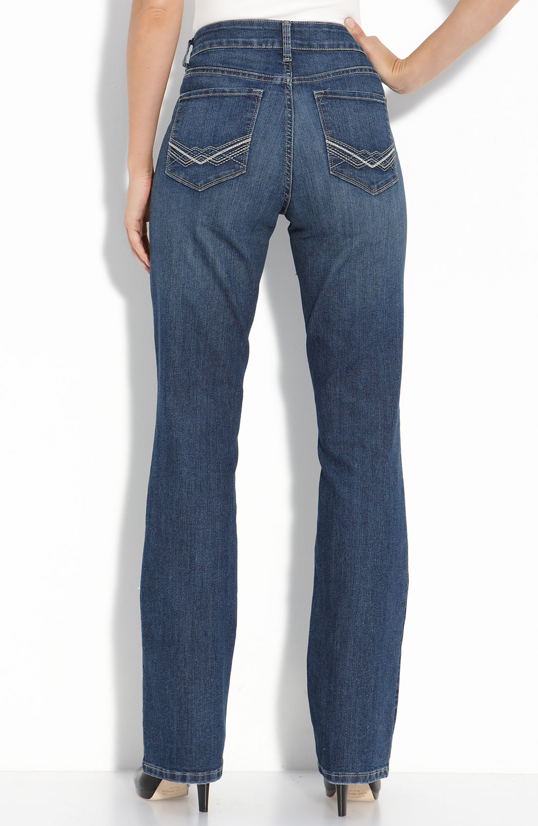 not your daughter 39 s jeans barbara modern bootcut stretch. Black Bedroom Furniture Sets. Home Design Ideas