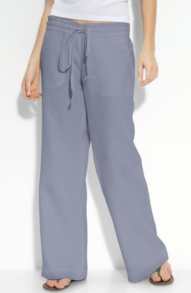 Elegant  Bought In Light Blue And Light Coral Pilcro Linen WideLegs Anthropologie These Are Like The Ones From Tarjay!