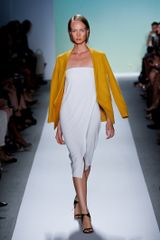 Tibi Spring 2012 Mustard Jacket in Yellow - Lyst