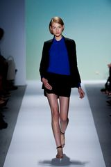 Tibi Spring 2012 Black Tailored Jacket - Lyst
