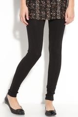 Frenchi® Moto Leggings - Lyst