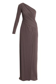 Maxmara Pianoforte Val One-shoulder Dress - Lyst