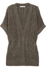 Paul & Joe Sister Miller Wool-blend Cocoon Cardigan - Lyst