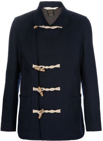 Paul Smith Duffle Coat - Lyst