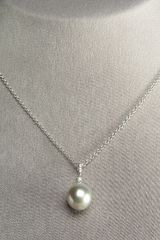 Assael Gray Pearl Pendant Necklace - Lyst