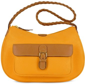 Bric's Life- Yellow Shoulder Bag - Lyst