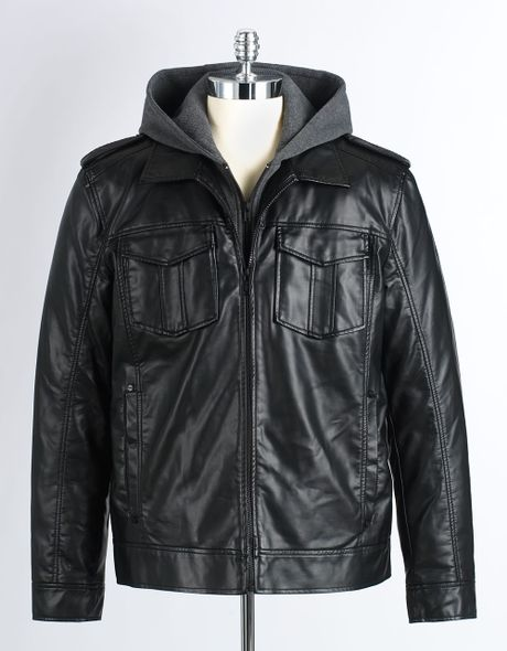 Women s Leather & Faux-Leather Jackets
