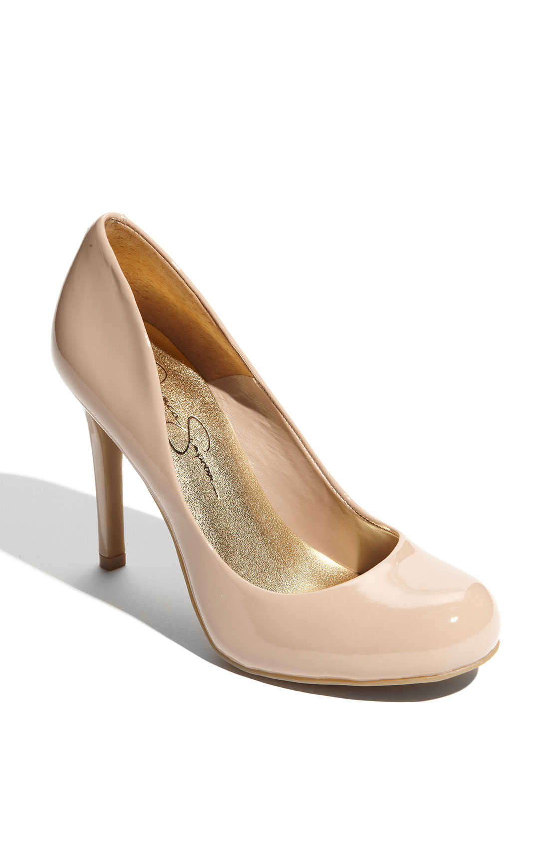 Nude patent shoes Nude Photos 5