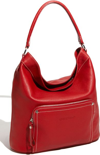 Longchamp 4x4 Hobo in Brown (red) - Lyst
