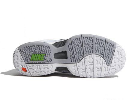 Nike Air Max Mirabella 3 Tennis Shoe (women) in White (white/ dark