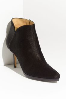 Oscar de la Renta Calf Hair Ankle Boot - Lyst
